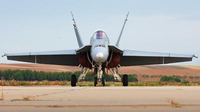 C.15-66 - McDonnell Douglas EF-18A+ Hornet - Spain - Air Force