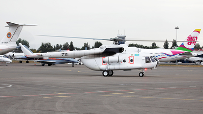 711 - Mil Mi-8AMT Hip - Kazakhstan - Government