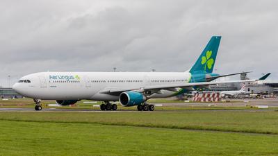 EI-EIK - Airbus A330-302 - Aer Lingus