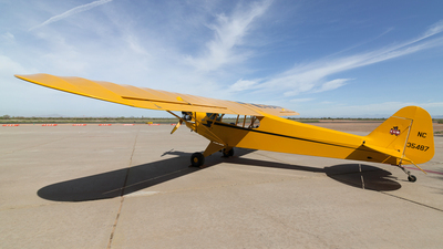 NC35487 - Piper J-3C-65 Cub - Private