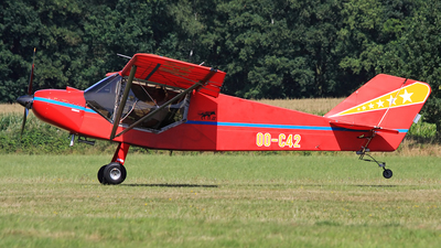 OO-C42 - Rans S-6ES Coyote II - Private
