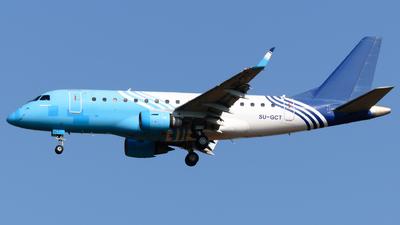 SU-GCT - Embraer 170-100LR - EgyptAir Express
