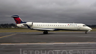 N606SK - Bombardier CRJ-701ER - Delta Connection (SkyWest Airlines)