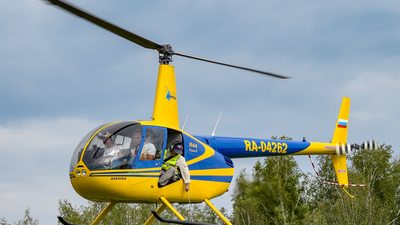 RA-04262 - Robinson R44 Raven II - Private