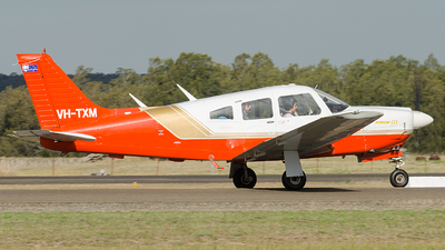 VH-TXM - Piper PA-28R-201 Cherokee Arrow III - Private