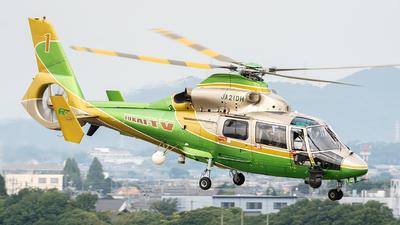 JA21DH - Eurocopter AS 365N2 Dauphin - Nakanihon Air Service