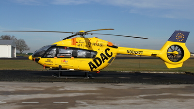 D-HYAG - Airbus Helicopters H145 - ADAC Luftrettung