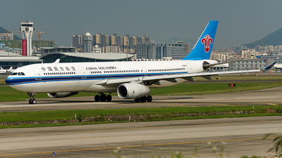 B-6098 - Airbus A330-343 - China Southern Airlines