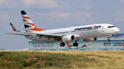 OK-TVY - Boeing 737-86N - SmartWings