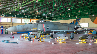 71744 - McDonnell Douglas F-4E Phantom II - Greece - Air Force