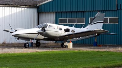 A picture of N37PF - Piper PA34200T - [348070359] - © Dutch