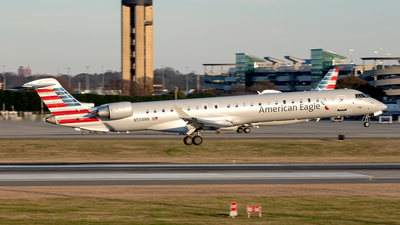 N558NN - Bombardier CRJ-900 - American Eagle (PSA Airlines)
