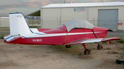 VH-MUX - Victa Airtourer 100 - Private
