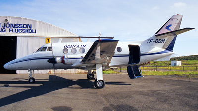 TF-ODM - Handley Page Jetstream HP 137 - Odin Air