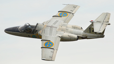 SE-DXG - Saab 105 - Swedish Airforce Historic Flight