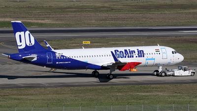 F-WWIP - Airbus A320-271N - Go Air