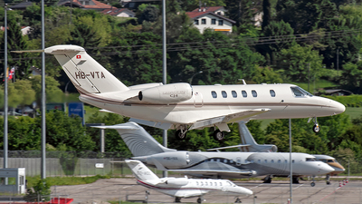 HB-VTA - Cessna 525 Citation CJ4 - Albinati Aeronautics