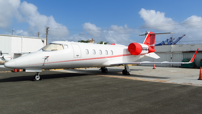 N372EX - Bombardier Learjet 60 - Private