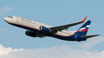 VP-BZA - Boeing 737-8LJ - Aeroflot