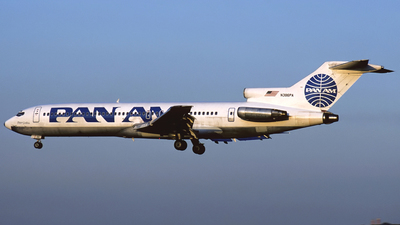 N386PA - Boeing 727-251 - Pan Am