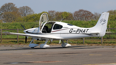 G-PHAT - Cirrus SR20-G3 - Private