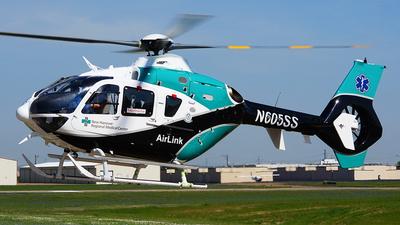 N605SS - Eurocopter EC 135P2+ - New Hanover Regional Medical Center AirLink