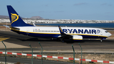 EI-ENO - Boeing 737-8AS - Ryanair