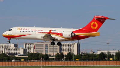 B-604C - COMAC ARJ21-700 - Chengdu Airlines
