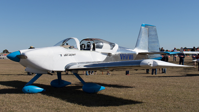 VH-VWI - Vans RV-9A - Private