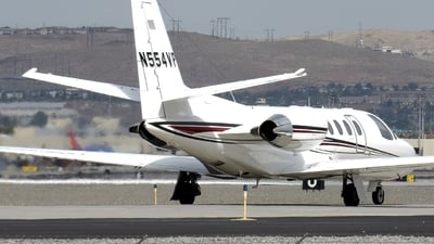 N554VP - Cessna 560 Citation Encore - Private