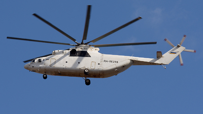RA-06294 - Mil Mi-26T Halo - Aircompany SKOL