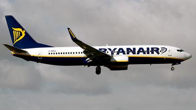 A picture of GRUKA - Boeing 7378AS - Ryanair - © Cesar Prieto