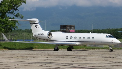 M-ONEM - Gulfstream G550 - Private