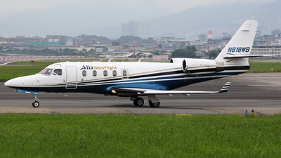 N818WB - IAI 1125 Astra SPX - Private