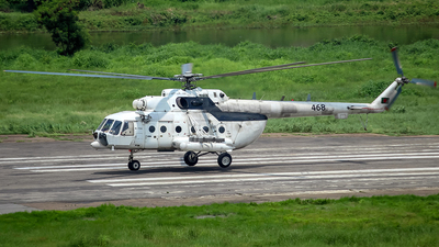 468 - Mil Mi-171Sh Baikal - Bangladesh - Air Force