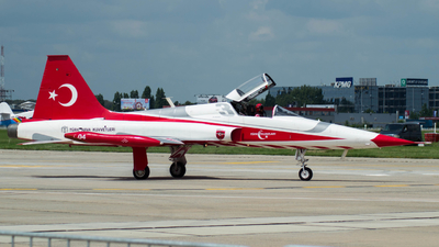 70-3004 - Canadair NF-5A Freedom Fighter - Turkey - Air Force