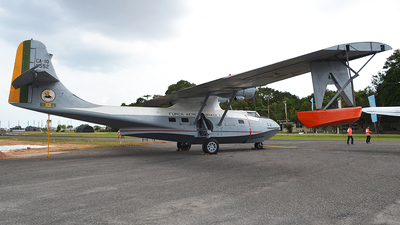 FAB6552 - Consolidated PBY-6A Catalina - Brazil - Air Force