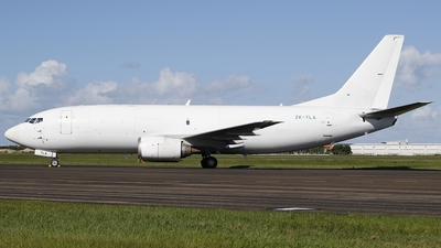 ZK-TLA - Boeing 737-3B7(SF) - Airwork New Zealand