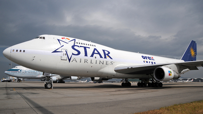 Z3-CAA - Boeing 747-2U3B(SF) - Star Airlines