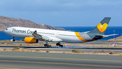 OY-VKG - Airbus A330-343 - Sunclass Airlines