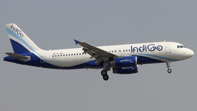 VT-IDJ - Airbus A320-232 - IndiGo Airlines