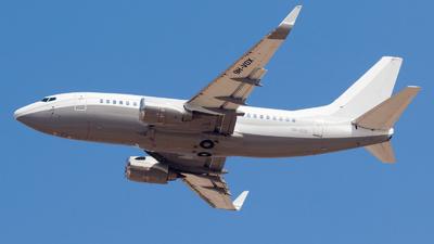 9H-VOX - Boeing 737-548 - Oryx Jet
