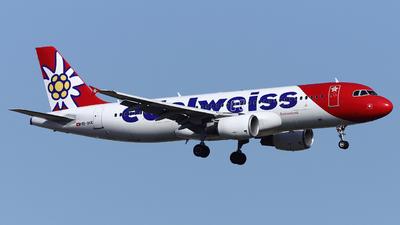HB-IHX - Airbus A320-214 - Edelweiss Air