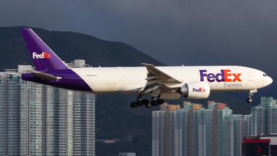N894FD - Boeing 777-FS2 - FedEx