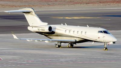 SE-RMA - Bombardier BD-100-1A10 Challenger 300 - Svenskt Industriflyg