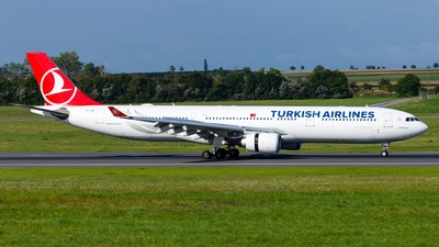 TC-JOE - Airbus A330-303 - Turkish Airlines