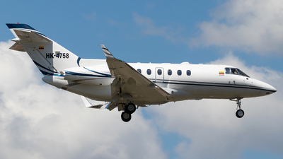 A picture of HK4758 - Hawker 900XP - [HA0159] - © Jussef_04