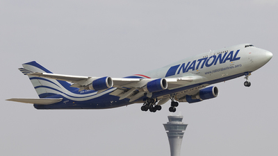 A picture of N952CA - Boeing 747428(BCF) - National Airlines - © jehrenstoneman