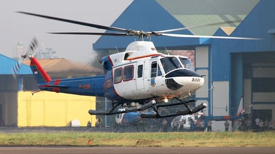 P-3001 - Bell 412 - Indonesia - Police
