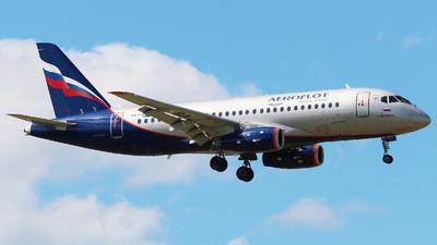 RA-89062 - Sukhoi Superjet 100-95B - Aeroflot
